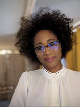 Portrait of PhD student Marsha Allen