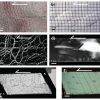 Table of various photographs of result from analog rock deformation experiments. Source: Dr. Michele Cooke.
